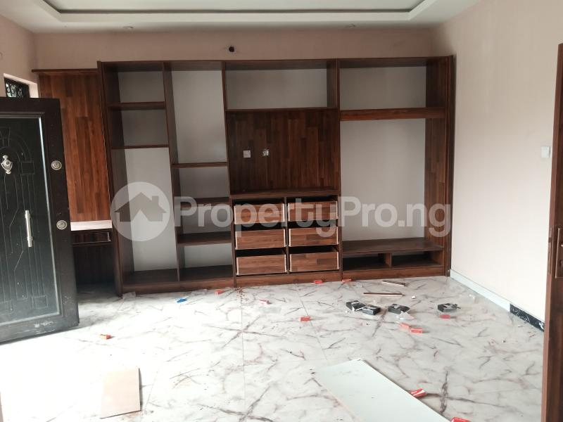 3 bedroom Semi Detached Duplex for rent Shell Cooperative Estate Eliozu Port Harcourt Rivers - 5