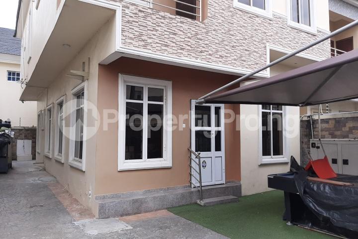 4 bedroom Detached Duplex House for rent Chevy View Estate Lekki Lagos - 3