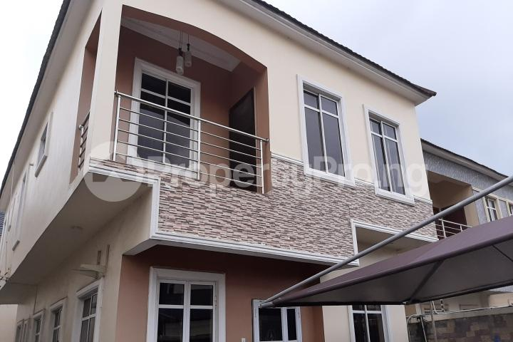 4 bedroom Detached Duplex House for rent Chevy View Estate Lekki Lagos - 2