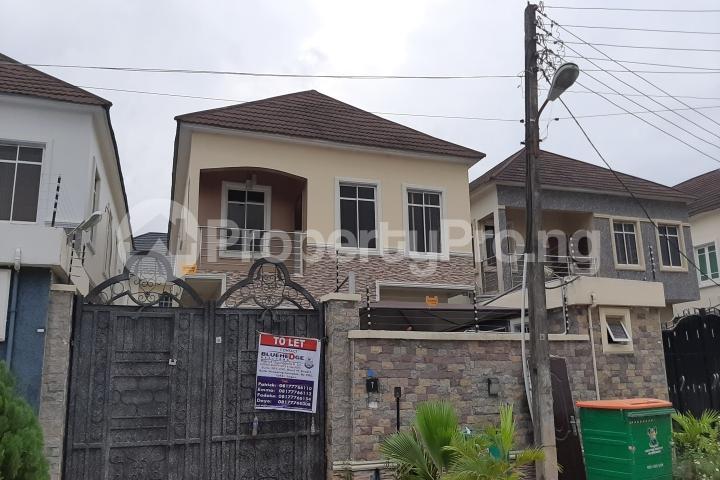 4 bedroom Detached Duplex House for rent Chevy View Estate Lekki Lagos - 0