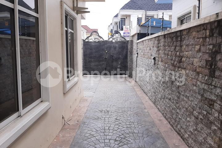 4 bedroom Detached Duplex House for rent Chevy View Estate Lekki Lagos - 4