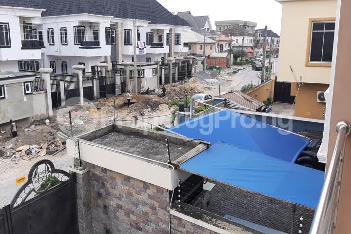 4 bedroom Detached Duplex House for rent Chevy View Estate Lekki Lagos - 73