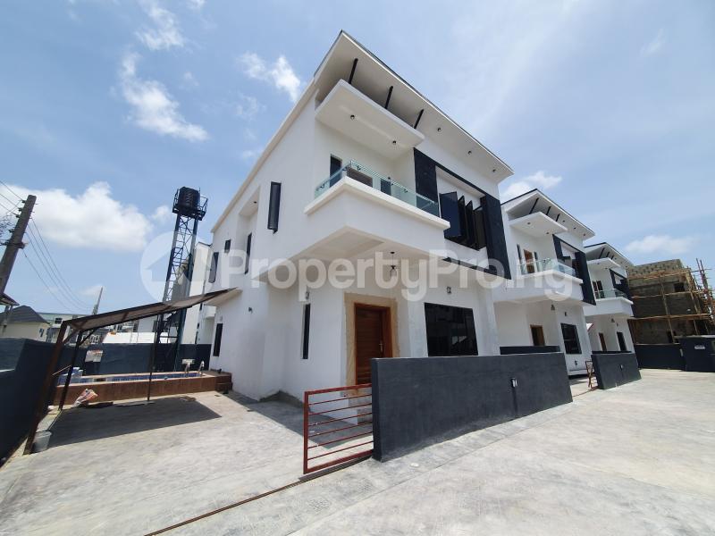 4 bedroom Detached Duplex House for sale Ajah Lekki Lagos - 36
