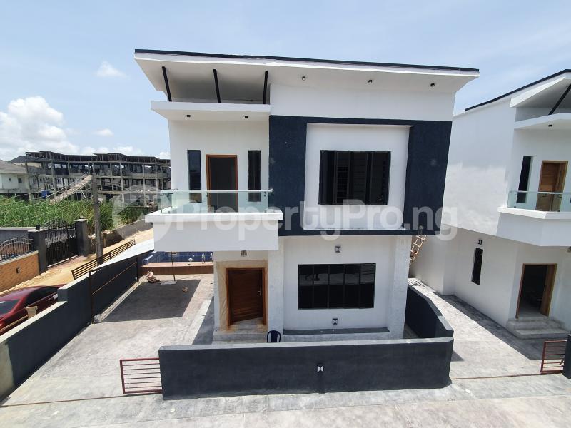 4 bedroom Detached Duplex House for sale Ajah Lekki Lagos - 21