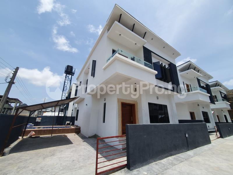 4 bedroom Detached Duplex House for sale Ajah Lekki Lagos - 37