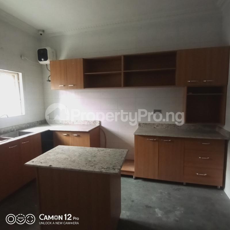 4 bedroom Semi Detached Duplex House for rent Shell Cooperative Estate Eliozu Port Harcourt Rivers - 3