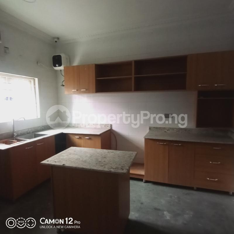 4 bedroom Semi Detached Duplex House for rent Shell Cooperative Estate Eliozu Port Harcourt Rivers - 2