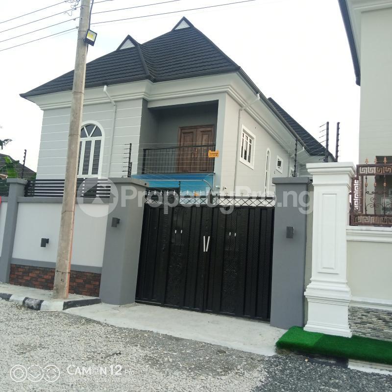 4 bedroom Semi Detached Duplex House for rent Shell Cooperative Estate Eliozu Port Harcourt Rivers - 0