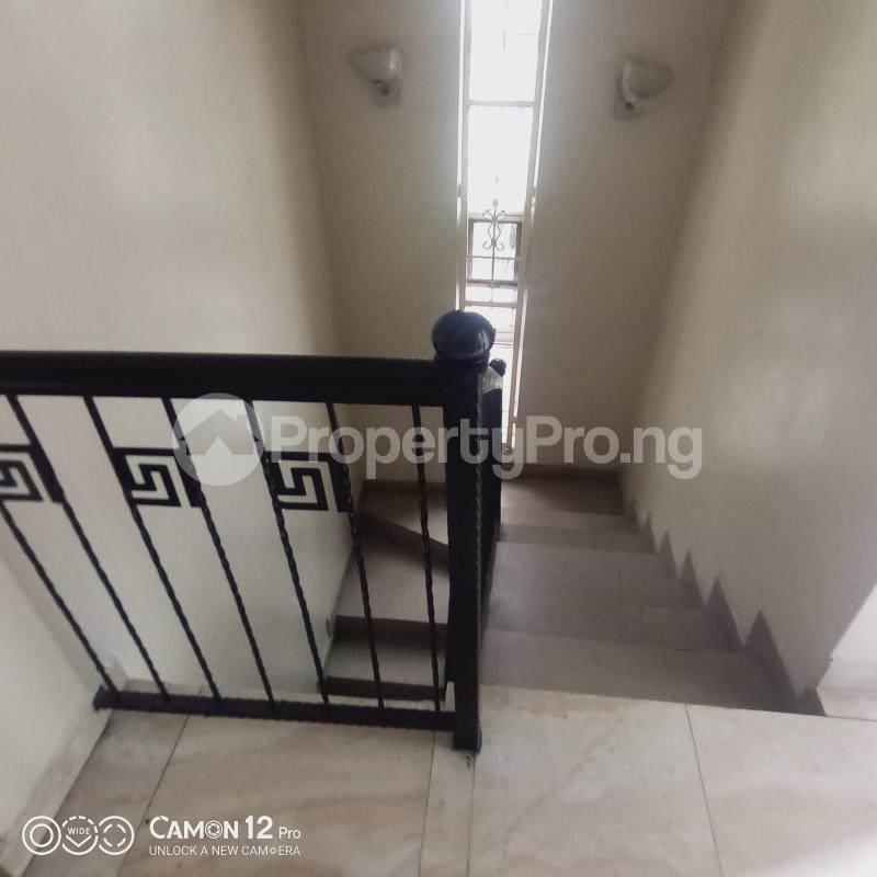 4 bedroom Semi Detached Duplex House for rent Shell Cooperative Estate Eliozu Port Harcourt Rivers - 7