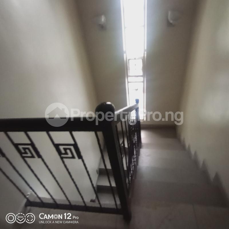 4 bedroom Semi Detached Duplex House for rent Shell Cooperative Estate Eliozu Port Harcourt Rivers - 8