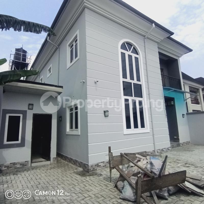 4 bedroom Semi Detached Duplex House for rent Shell Cooperative Estate Eliozu Port Harcourt Rivers - 5