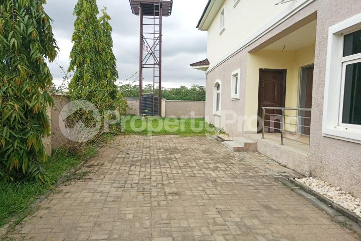 5 bedroom Semi Detached Duplex House for sale Guzape District Guzape Abuja - 11