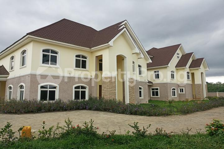 5 bedroom Semi Detached Duplex House for sale Guzape District Guzape Abuja - 3