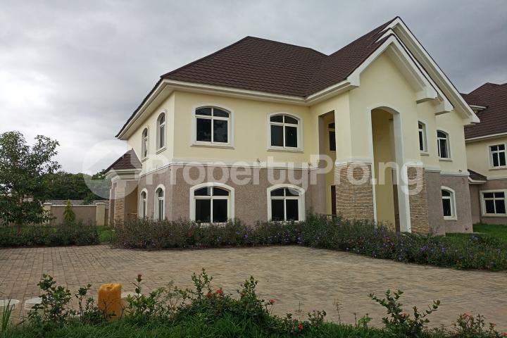 5 bedroom Semi Detached Duplex House for sale Guzape District Guzape Abuja - 2