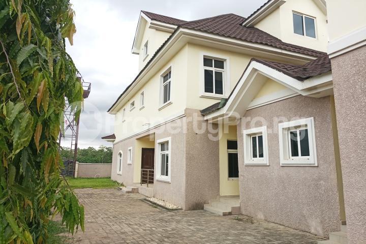 5 bedroom Semi Detached Duplex House for sale Guzape District Guzape Abuja - 9