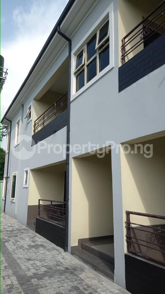 2 bedroom Flat / Apartment for rent Mercy Land Estate, Off East West Road Rumolumeni Port Harcourt Rivers - 1