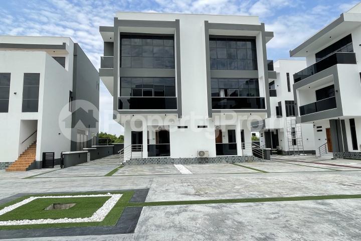 4 bedroom Semi Detached Duplex for rent Banana Island Ikoyi Lagos - 27