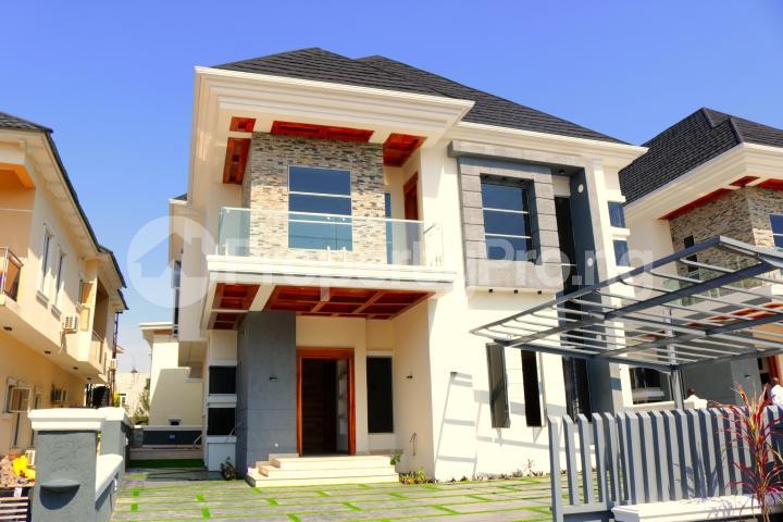 5 bedroom Detached Duplex House for sale Megamound Estate Lekki Lagos - 0