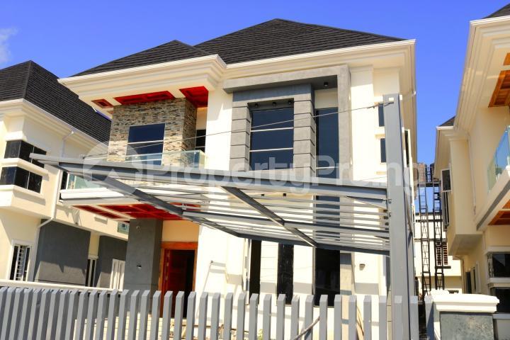5 bedroom Detached Duplex House for sale Megamound Estate Lekki Lagos - 4