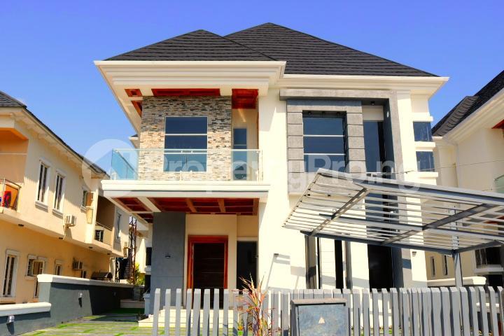 5 bedroom Detached Duplex House for sale Megamound Estate Lekki Lagos - 1