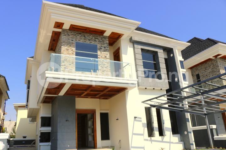 5 bedroom Detached Duplex House for sale Megamound Estate Lekki Lagos - 13