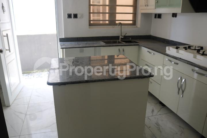 4 bedroom Semi Detached Duplex House for rent Chevy View Estate chevron Lekki Lagos - 39