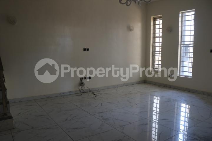 4 bedroom Semi Detached Duplex House for rent Chevy View Estate chevron Lekki Lagos - 23