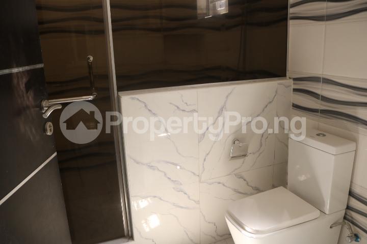 4 bedroom Semi Detached Duplex House for rent Chevy View Estate chevron Lekki Lagos - 70