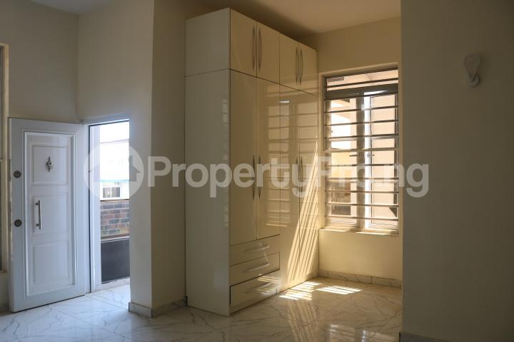 4 bedroom Semi Detached Duplex House for rent Chevy View Estate chevron Lekki Lagos - 63