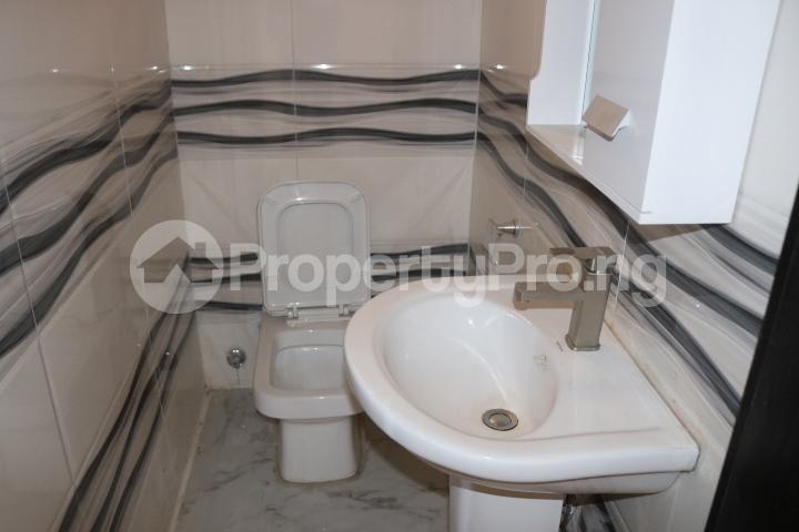 4 bedroom Semi Detached Duplex House for rent Chevy View Estate chevron Lekki Lagos - 22