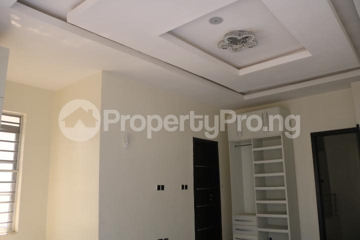 4 bedroom Semi Detached Duplex House for rent Chevy View Estate chevron Lekki Lagos - 60