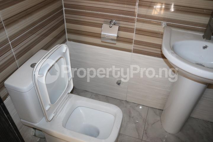 4 bedroom Semi Detached Duplex House for rent Chevy View Estate chevron Lekki Lagos - 85