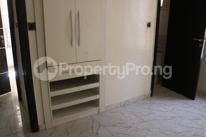 4 bedroom Semi Detached Duplex House for rent Chevy View Estate chevron Lekki Lagos - 75