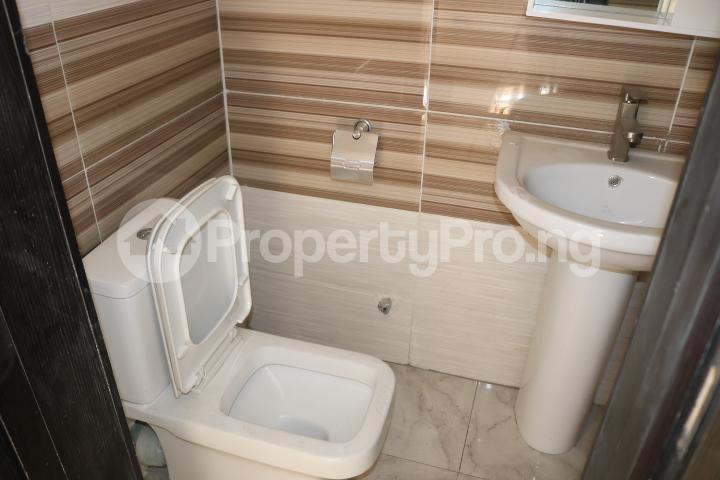 4 bedroom Semi Detached Duplex House for rent Chevy View Estate chevron Lekki Lagos - 84