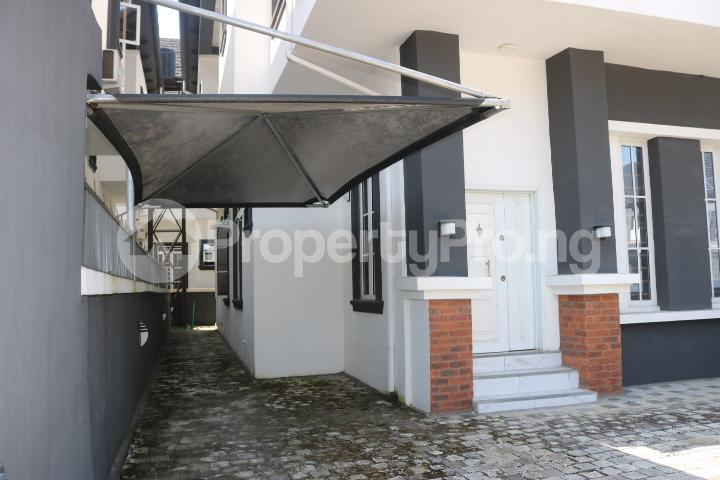 4 bedroom Semi Detached Duplex House for rent Chevy View Estate chevron Lekki Lagos - 8