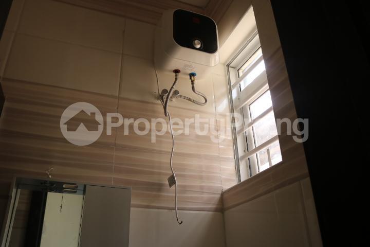 4 bedroom Semi Detached Duplex House for rent Chevy View Estate chevron Lekki Lagos - 78
