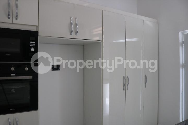 4 bedroom Semi Detached Duplex House for rent Chevy View Estate chevron Lekki Lagos - 42