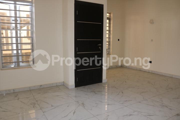 4 bedroom Semi Detached Duplex House for rent Chevy View Estate chevron Lekki Lagos - 21