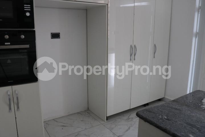 4 bedroom Semi Detached Duplex House for rent Chevy View Estate chevron Lekki Lagos - 43