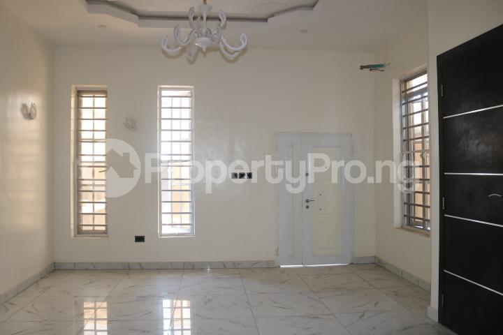 4 bedroom Semi Detached Duplex House for rent Chevy View Estate chevron Lekki Lagos - 13