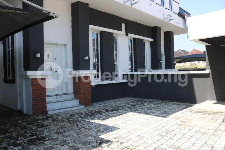 4 bedroom Semi Detached Duplex House for rent Chevy View Estate chevron Lekki Lagos - 11