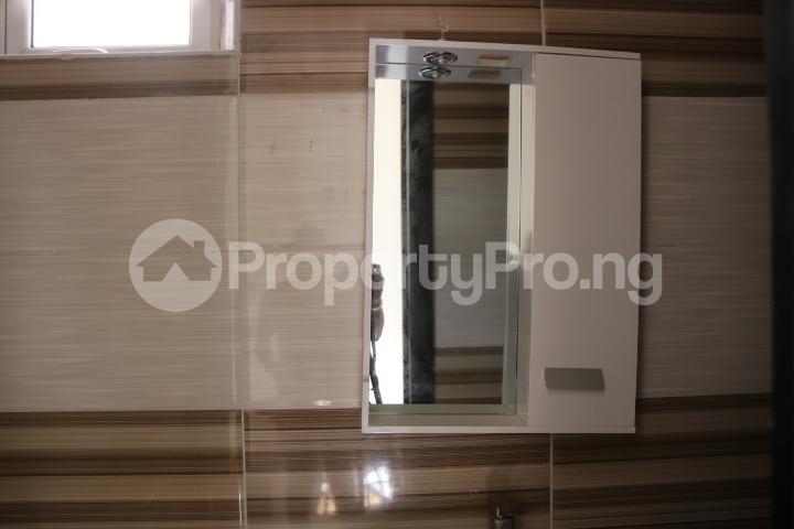 4 bedroom Semi Detached Duplex House for rent Chevy View Estate chevron Lekki Lagos - 86