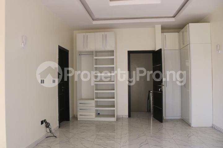 4 bedroom Semi Detached Duplex House for rent Chevy View Estate chevron Lekki Lagos - 58