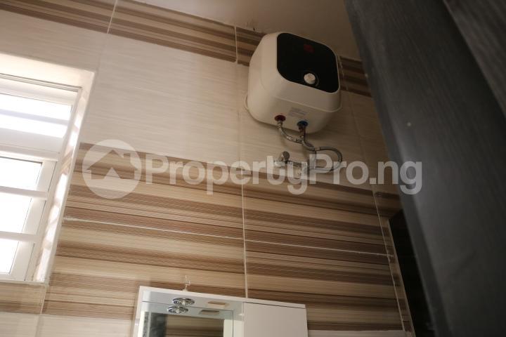 4 bedroom Semi Detached Duplex House for rent Chevy View Estate chevron Lekki Lagos - 87