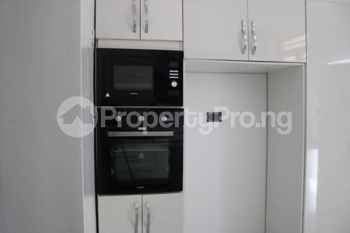 4 bedroom Semi Detached Duplex House for rent Chevy View Estate chevron Lekki Lagos - 44