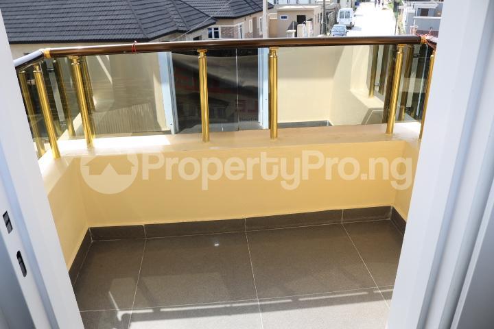 4 bedroom Semi Detached Duplex House for sale Thomas Estate Thomas estate Ajah Lagos - 49
