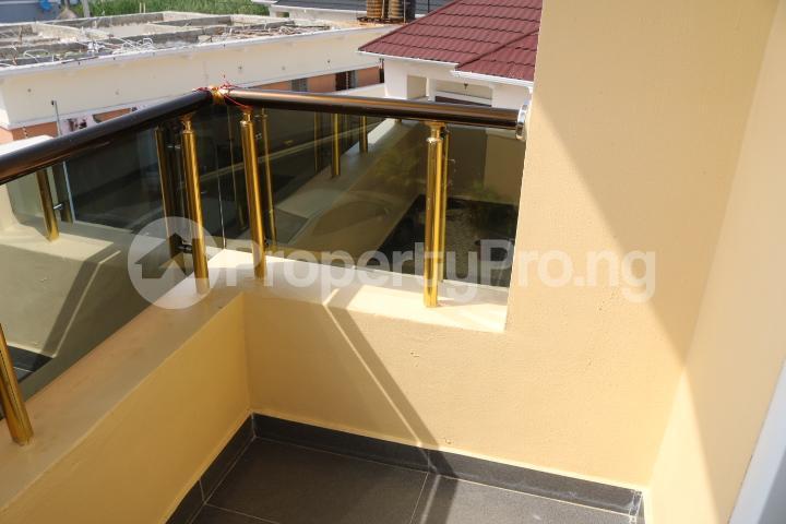 4 bedroom Semi Detached Duplex House for sale Thomas Estate Thomas estate Ajah Lagos - 50
