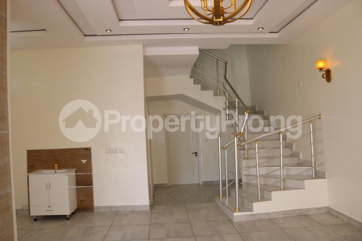 4 bedroom Semi Detached Duplex House for sale Thomas Estate Thomas estate Ajah Lagos - 15