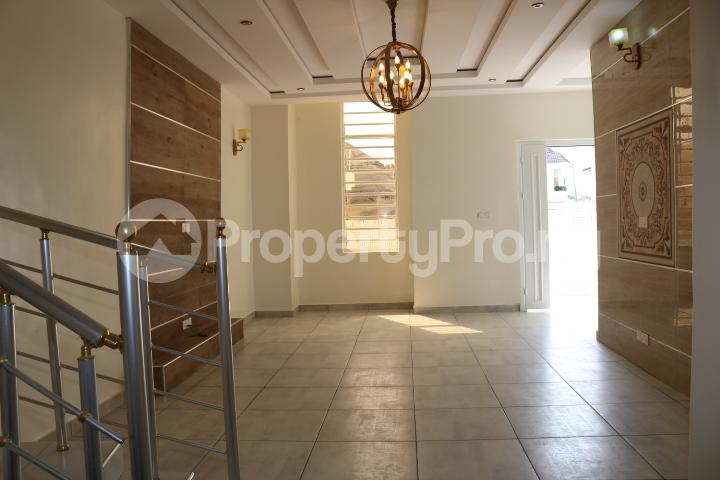 4 bedroom Semi Detached Duplex House for sale Thomas Estate Thomas estate Ajah Lagos - 10