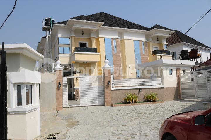 4 bedroom Semi Detached Duplex House for sale Thomas Estate Thomas estate Ajah Lagos - 1